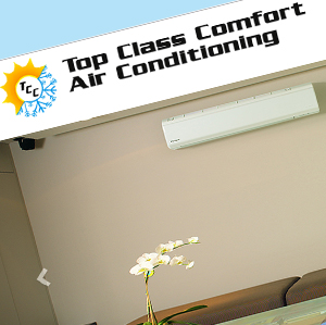 Top Class Comfort Air Conditioning